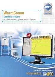 WarmComm - MMM Medcenter Einrichtungen GmbH