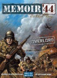 MEMOIR '44 OVERLORD ITA - Days of Wonder