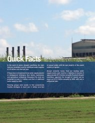 Chapter 6 Water Supply Needs - Texas Water Development Board