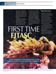 first time fitasc - Clay Shooting USA