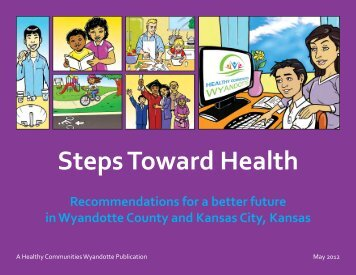 Steps Toward Health - Unified Government of Wyandotte County ...