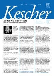 Ausgabe 07/2004 - Abraham Geiger Kolleg