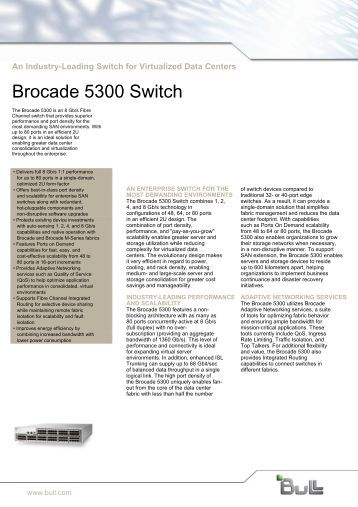Brocade 200e san Switch manual
