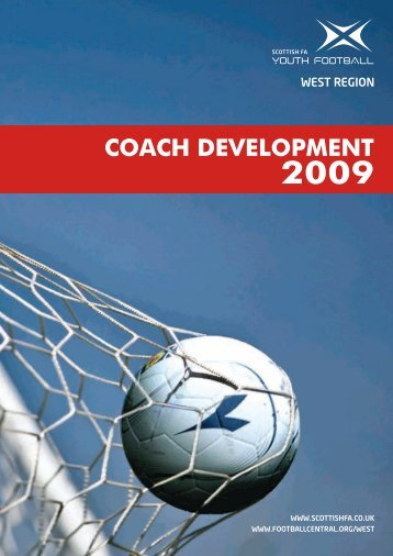 COACH DEVELOPMENT - Scottish Football Association