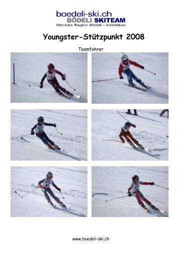 Youngster-Stützpunkt 2008 - Bödeli Skiteam