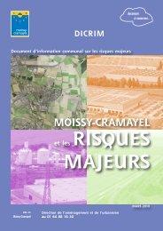 dicrim - Ville de Moissy-Cramayel