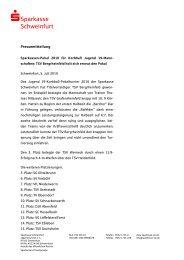 s Sparkasse Schweinfurt