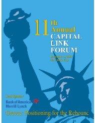 Forum Handbook - Capital Link Forum