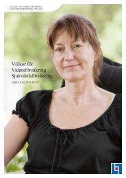 Vidareförsäkring 2012 - Länsförsäkringar