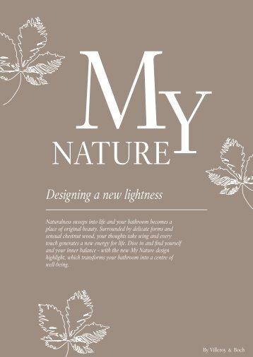 My Nature Brochure - Argent Australia