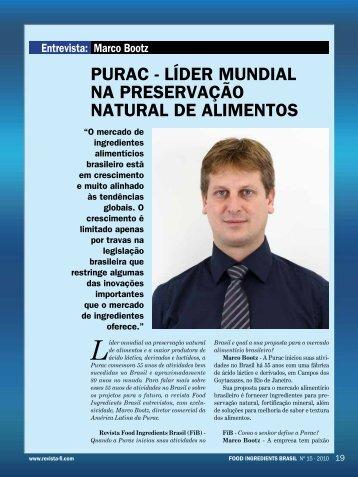 marco bootz - purac - Revista FiB
