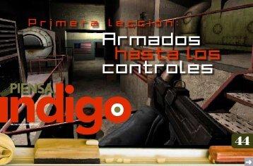 Armados hasta los controles - Reporte Indigo