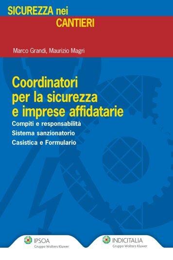 Coordinatori e impresa affidataria - Shop WKI - Wolters Kluwer Italia