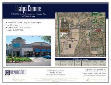 Hualapai Commons - NewMarket Advisors