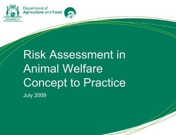 RA in welfare concept to practice