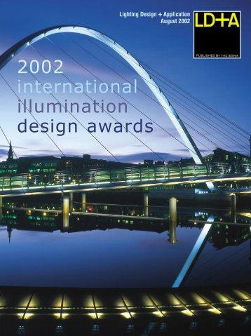 2002 international illumination design awards - Illuminating ...