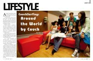CouchSurfing: Around the World by Couch