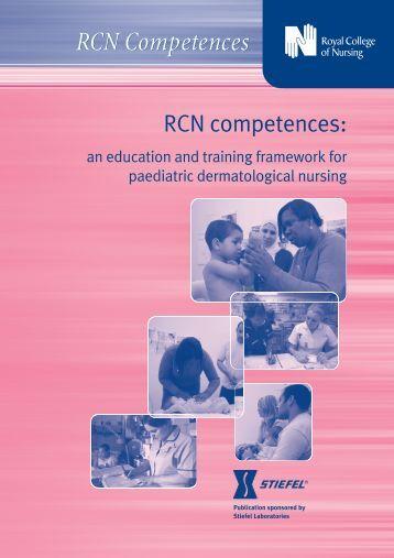RCN Competencies - BDNG