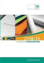 Katalog Produktów 2010 - BWA