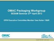 PackML - Sesam Danmark