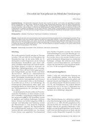 Diversität der Nutzpflanzen im Mittelalter Nordeuropas