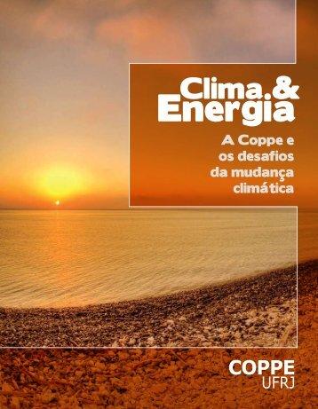 A Coppe e os Desafios da Mudança Climática - UFRJ