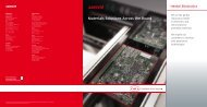 Henkel Loctite Flyer - Electronics Assembly Materials Solutions