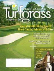 Turfgrass Council of North Carolina / PO Box 2163 / Cary, NC 27512 ...