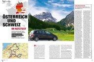 Österreich und schweiz