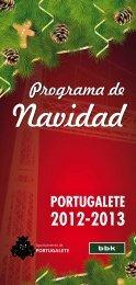 Navidad - Ayuntamiento de Portugalete