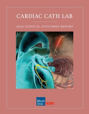 CARDIAC CATH LAB - Mount Sinai Hospital