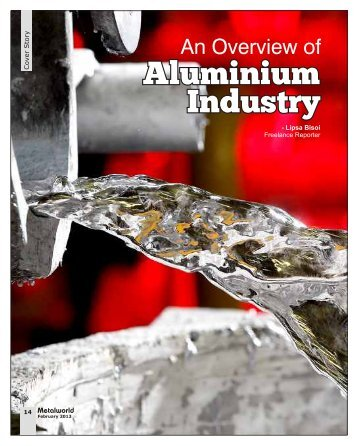 An Overview of Aluminium Industry
