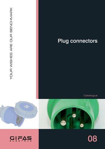 Plug connectors - GIFAS W.J. Gröninger ELECTRIC GmbH