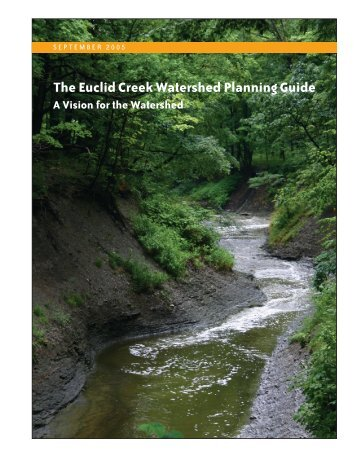 Euclid Creek Watershed Planning Guide - Cuyahoga County ...