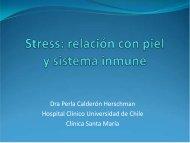 Stress: relación con piel y sistema inmune