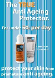 protect your skin from premature anti ageing. - Beauty Well