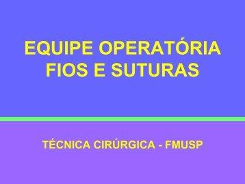 Equipe Operatória