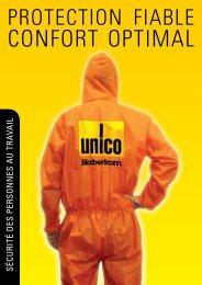 PROTECTION FIABLE - Unico Haberkorn AG