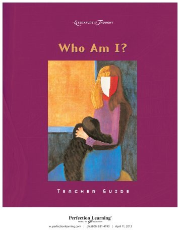 Who Am I? - Perfection Learning