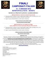 Modulo Prenotazione Hotel - Wtka Italia