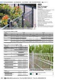 Ziegler Katalog Seiten 656 bis 657