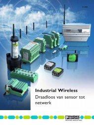 Download brochure Industrial Wireless (PDF 8,87 ... - Phoenix Contact