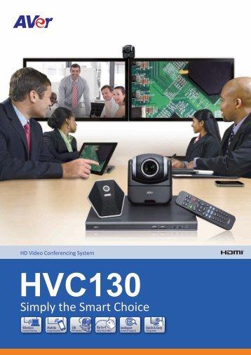 AverCom HVC130 - Toomey Audio Visual
