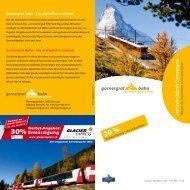 20 % - Gornergrat Bahn