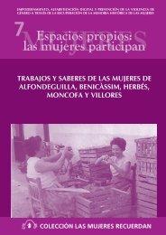 6Los trabajos y los saberes de las mujeres - Fundación Isonomia ...