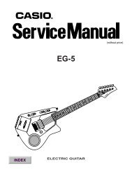 Casio EG5 service manual.pdf - warning will robinson