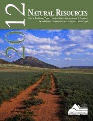 Natural Resources - Larimer County