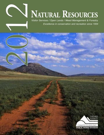 Natural Resources - Larimer County