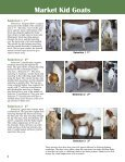 MEAT GOAT MEAT GOAT - Department of Animal Science - Page 6