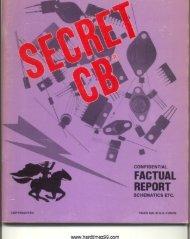 T-18/51 - cb radio secret